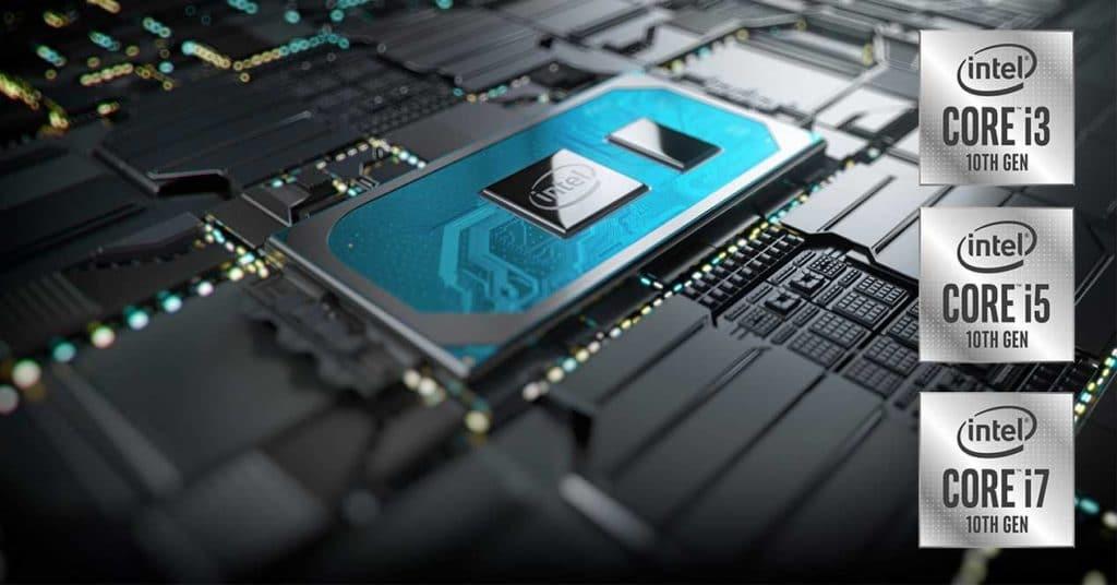 décima generación del procesador Intel