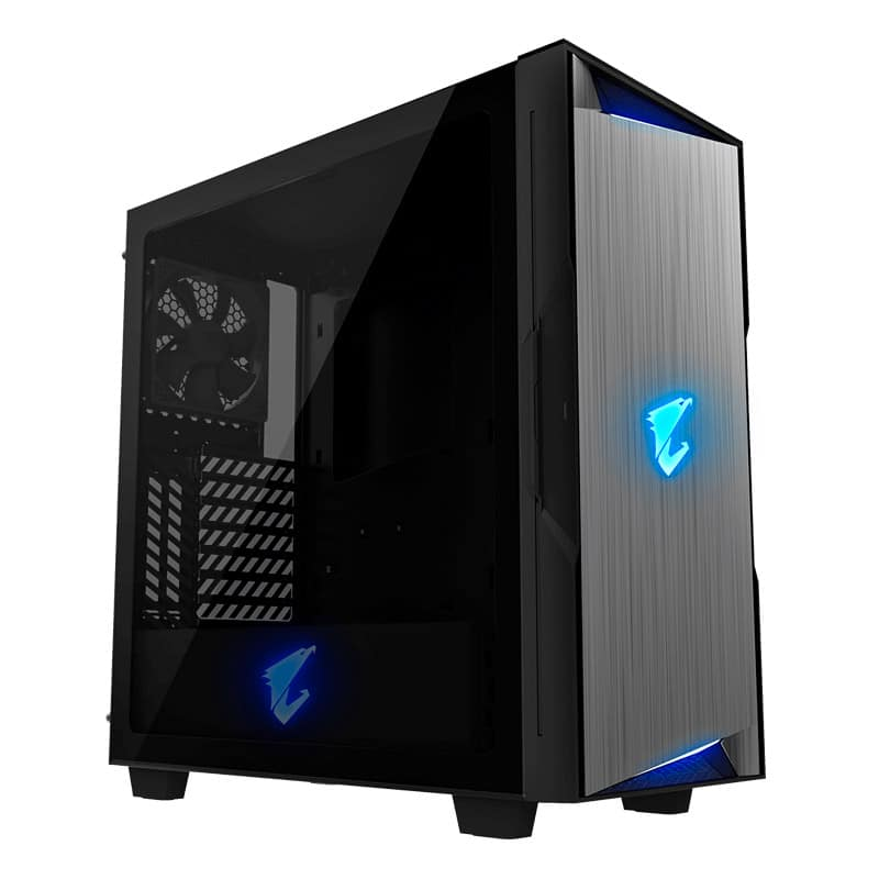 PC GAMING BlackRock RYZEN AORUS – AMD Ryzen serie 3000