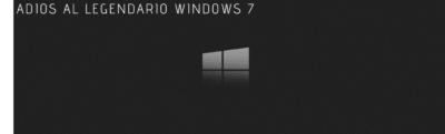 Windows 7 llega a su fin