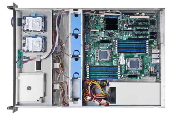 servidor 2U