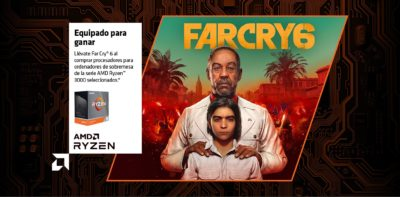 Far Cry 6 Gratis Ryzen 3000 series