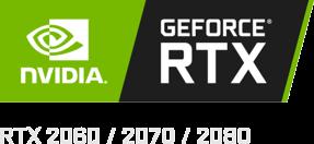 RTX 2060 / 2070 / 2080