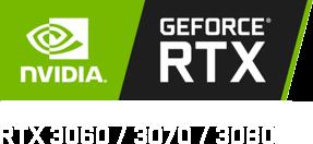 RTX 3060 / 3070 / 3080